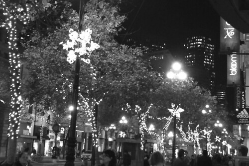 Christmas in the City - Market Street