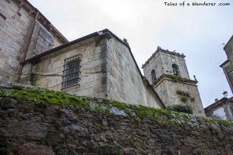 A CORUÑA - Igrexa de Santiago