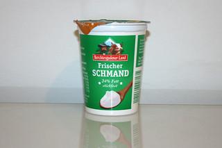 11 - Zutat Schmand / Ingredient sour cream