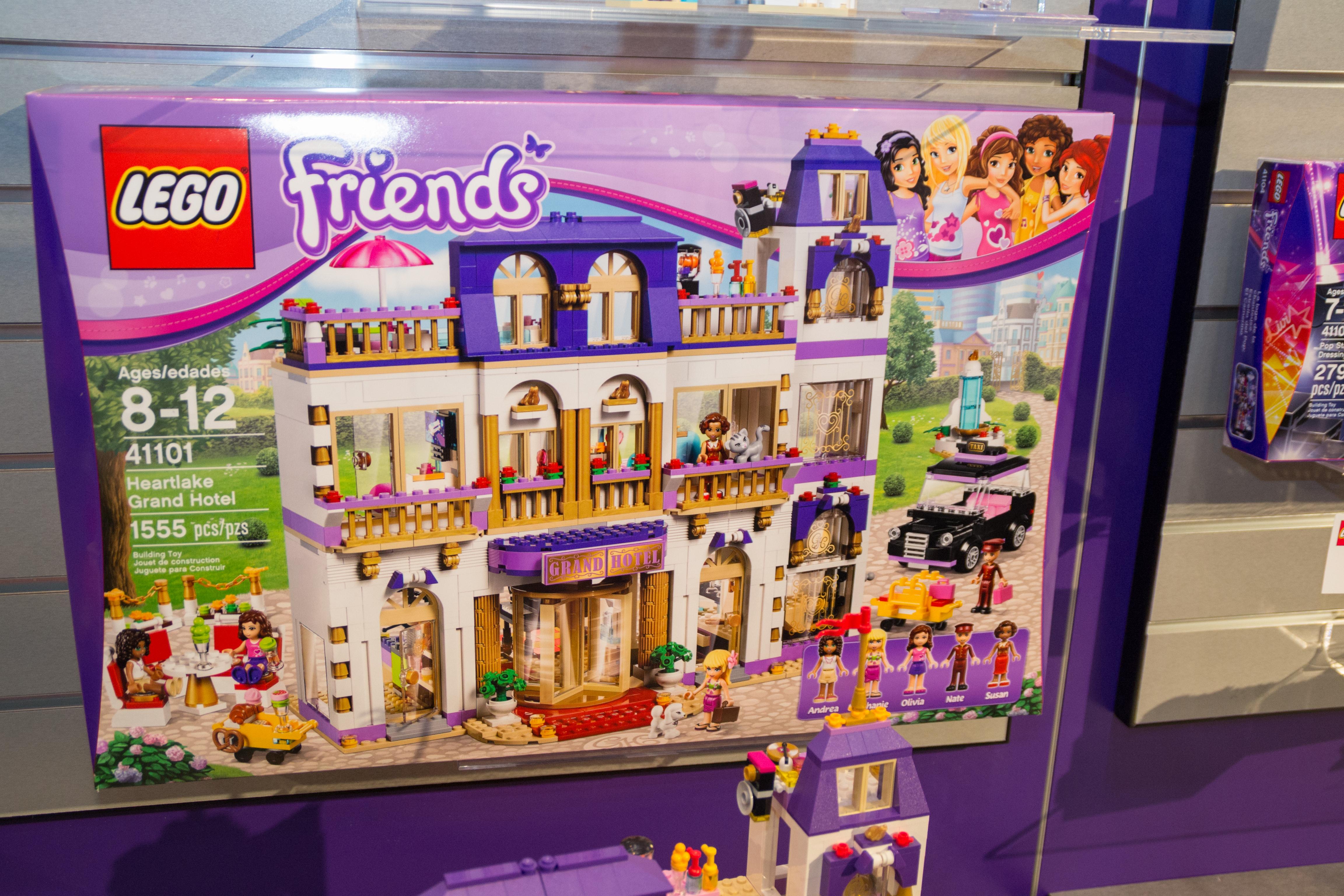 Lego Friends Popstar Tour Bus Best Price