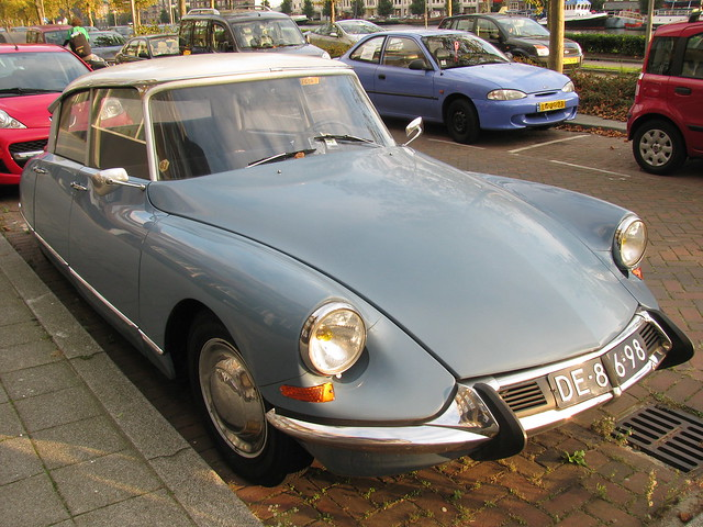Citroen DS 19 Berline (f/l)