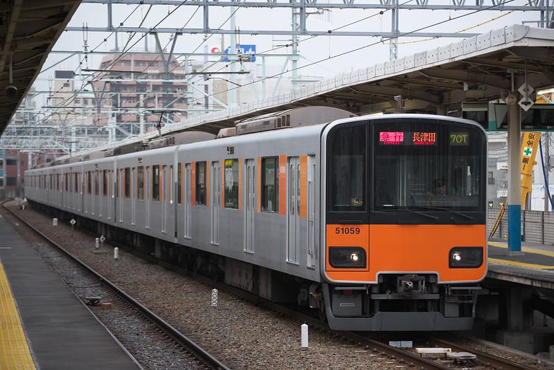 Tokyo Train Story 東武スカイツリーライン 2015年2月24日