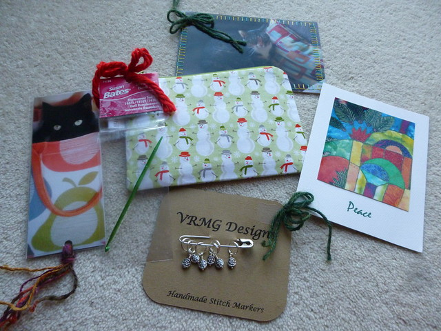 TBF Christmas card swap (2)
