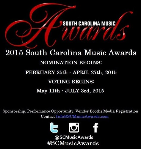 Events: 2015 SC Music Awards (@SCMusicAwards) Nominations