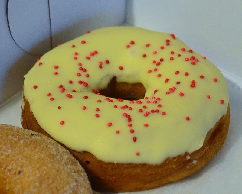 Dixie Donut - Pineapple