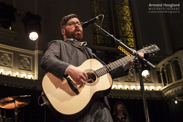 The Decemberists @ Paradiso
