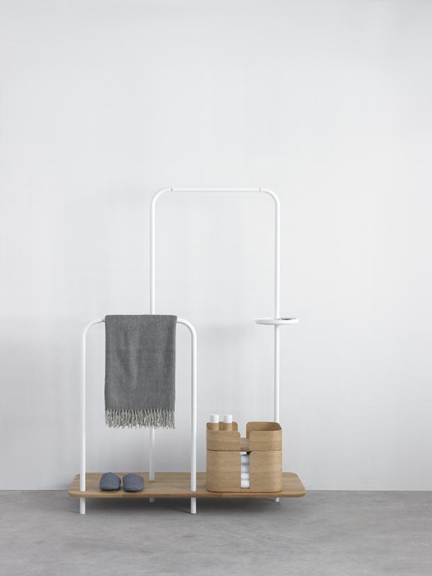 Platel storage unit, Note Studio