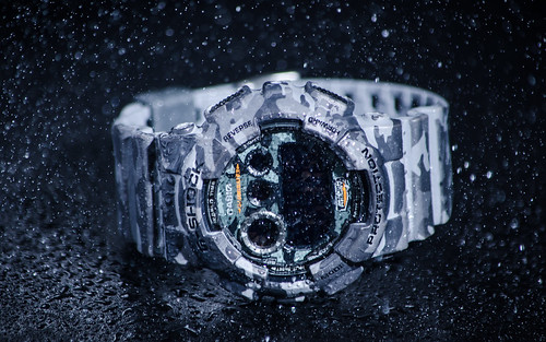 G-SHOCK Product Shoot