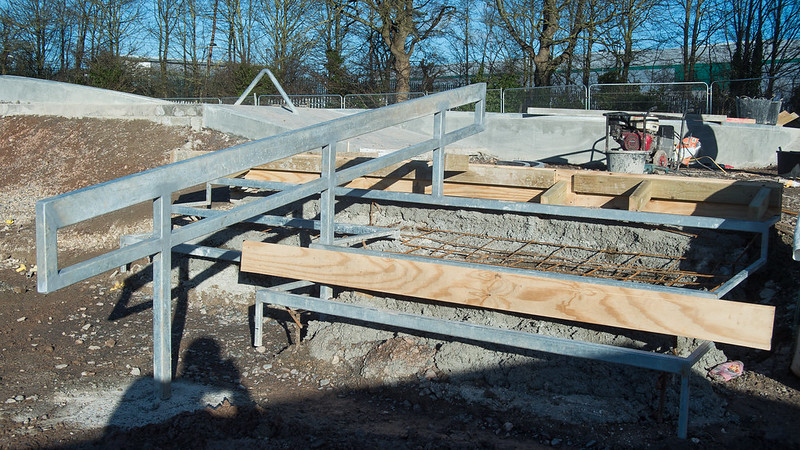 Dunstable Skatepark Build 2015 Week-4