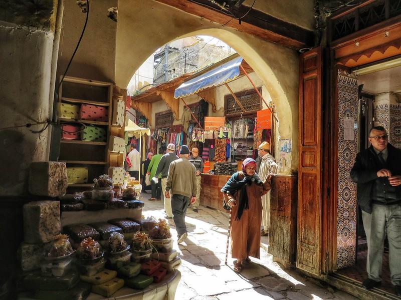 Women Only: Inside a Moroccan Hammam