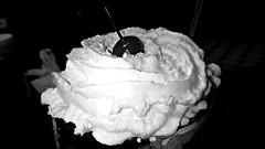 Chocolate 🍫 Globet Sundae w/ Cherry on top.