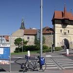 Louny, Pfingsten 2014, Fahrradtour an Elbe und Eger