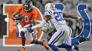 MILE HIGH MATCH UP - Colts vs Broncos