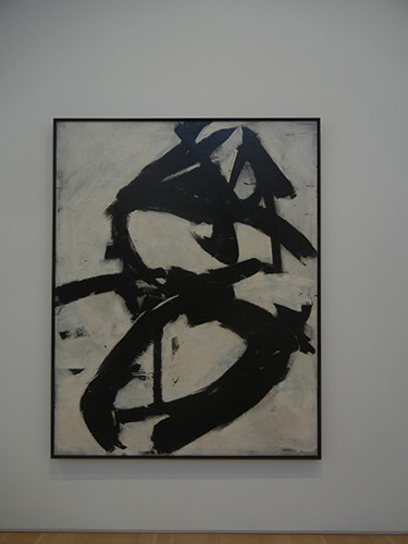 DSCN9200 _  Figure 8, 1952, Franz Kline, Anderson Collection