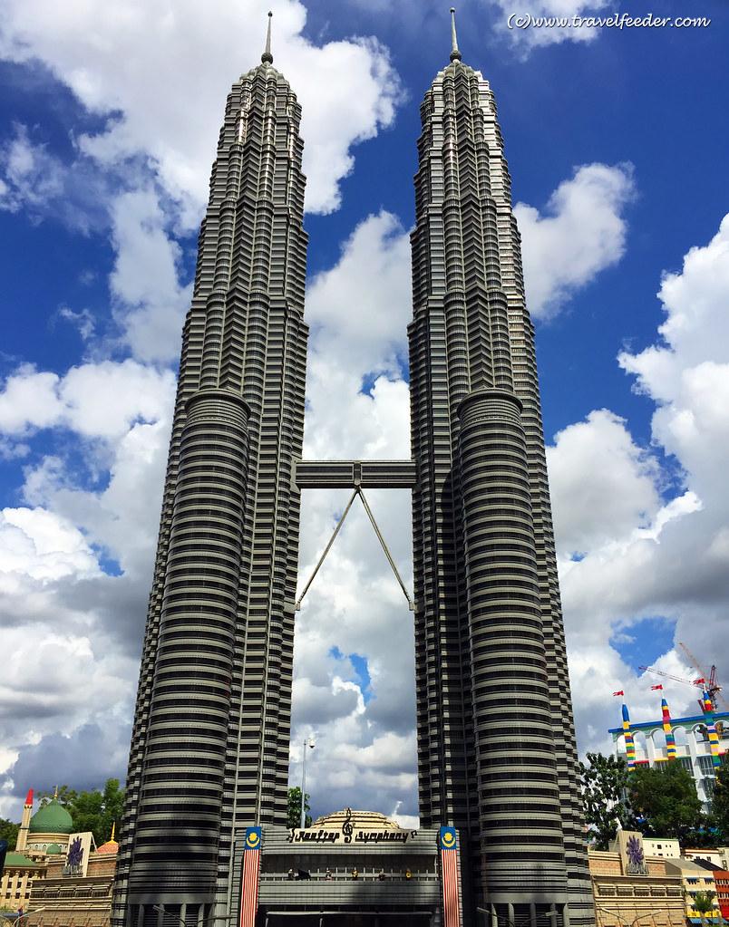Kuala lumpur landmarks in legoland malaysia for 3 famous landmarks