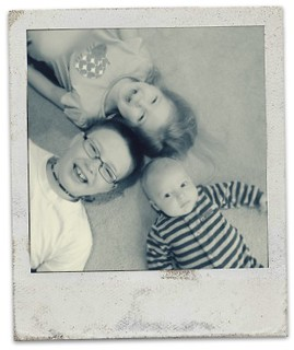 Kids polaroid