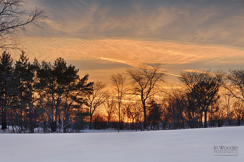 sunset snow wisconsin landscape nikon milwaukee markadsit