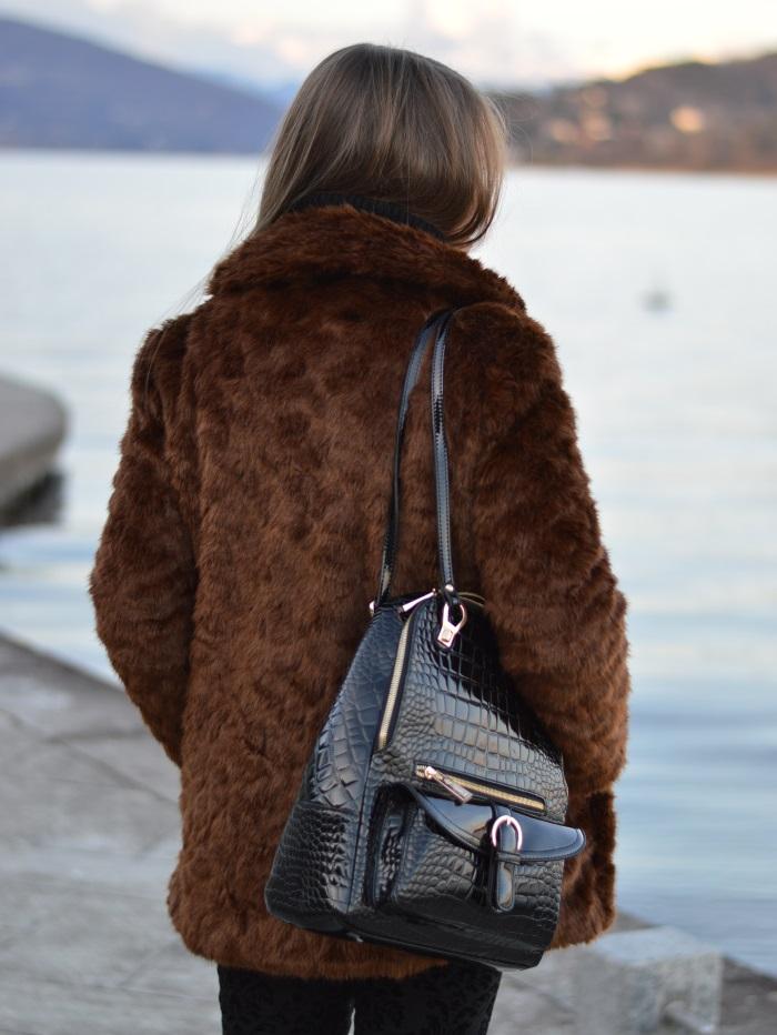 arona, tramonto, faux fur, Zara, bugie by coccoli, cigno, fotografia, Lago maggiore, Verysimple, look, outfti, wildflower girl (21)