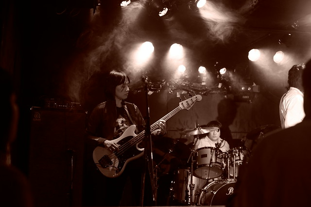 TOWNZEN live at Outbreak, Tokyo, 18 Jan 2015. 287