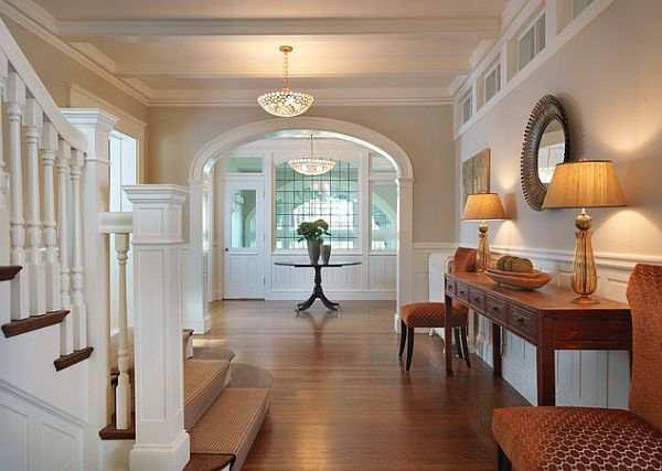 Ý tưởng cho lối đi trong nhà sáng và đẹp hơn
