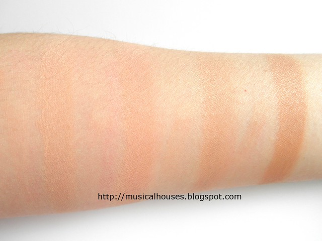 Etude House Stay Up Foundation Rub Test