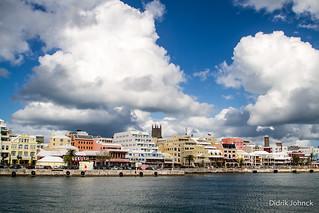 Hamilton Waterfront Bermuda
