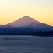 Twilight Fuji