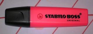 Stabilo_BOSS_red