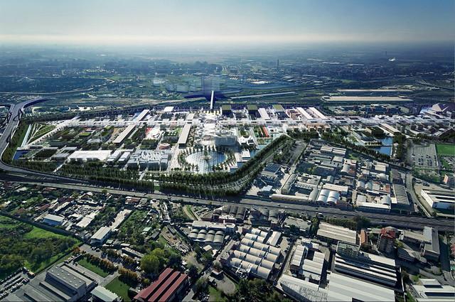Expo Milano 15 site, Milan