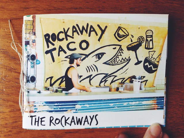 Rockaways zine