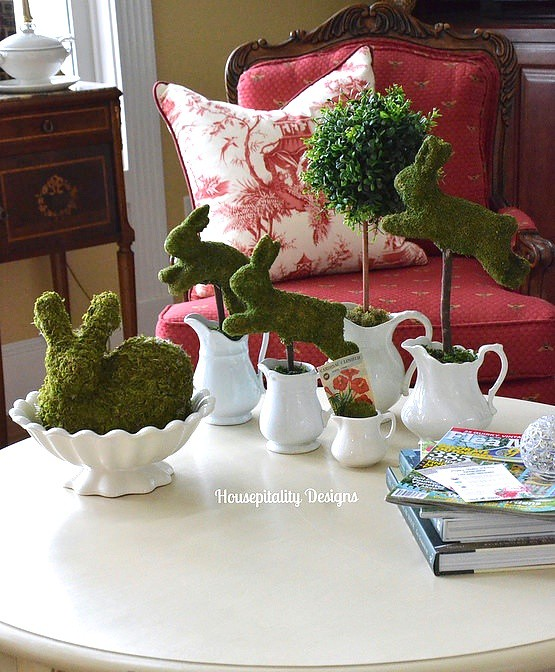 Great Room Coffee Table  Vignette-Housepitality Designs