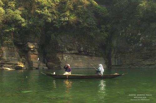 Dawki, Jaintia Hills, Meghalaya