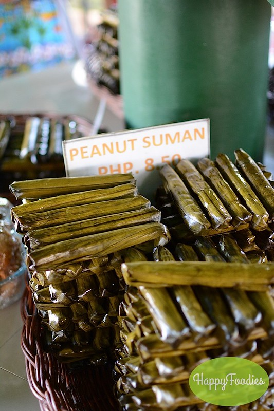 Stacks of suman