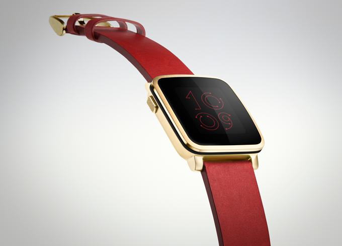 Ceasul Pebble Time Steel isi face aparitia pe Kickstarter 141