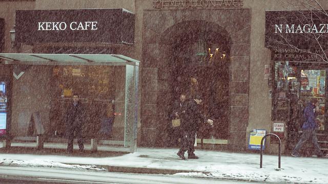 Keko Cafe New York City