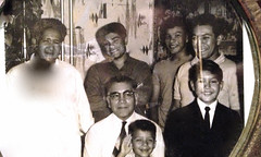 Lucio_Humboldt-Family015 Mikey Grandpa Arnie Papa Davey Russ