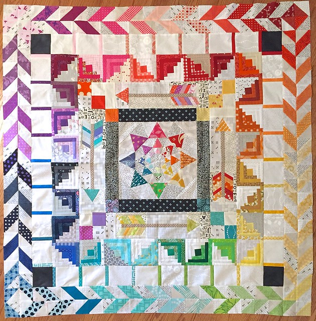 Mary's Round Trip Quilt
