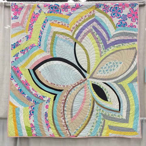 Score for Bias Strip Petals: Daisy by Sherri Lynn Wood (Oakland, California)