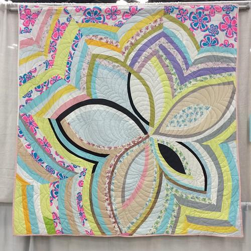 Score for Bias Strip Petals: Daisy by Sherri Lynn Wood (Oakland, California)