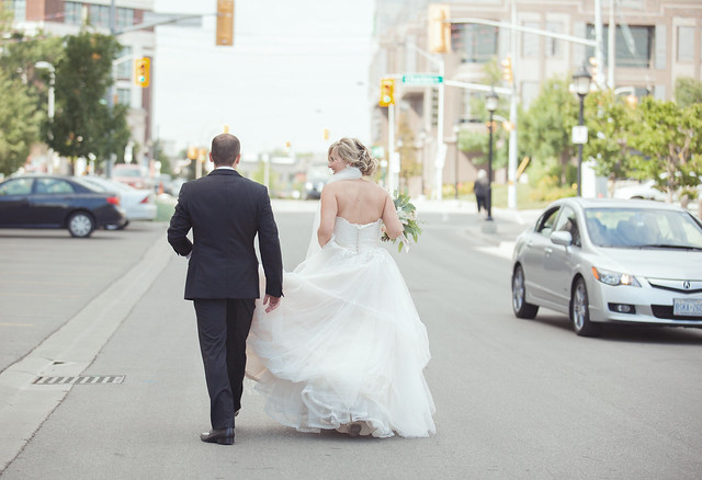Christine & Dan | Kitchener Vintage Inspired Wedding Photography