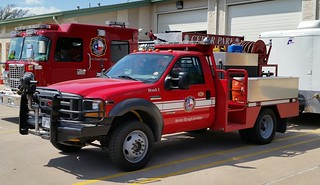 Cedar Park, TX Fire Dept. Brush Truck 3