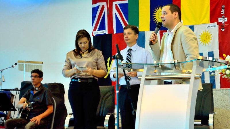Voz de Deus às Nações