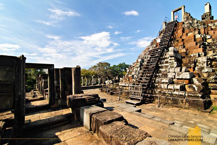 Baphuon in Angkor Thom, Siem Reap