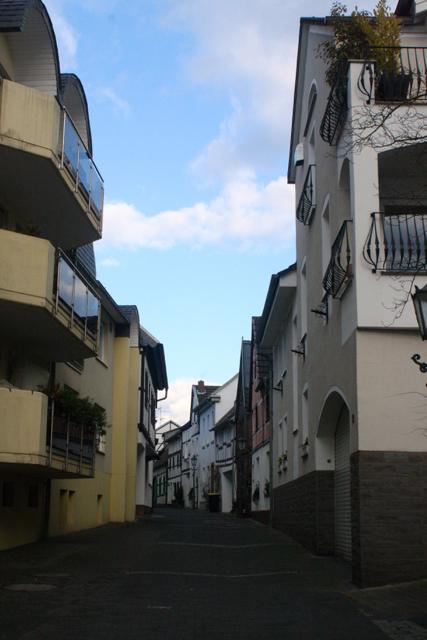 Cute little alley streets, Bonn