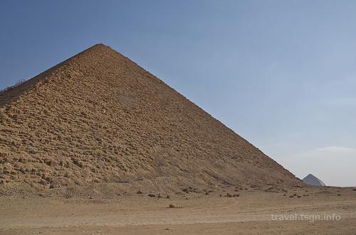 【写真】2014 世界一周 : 屈折ピラミッド、赤ピラミッド/2021-01-07/PICT7063
