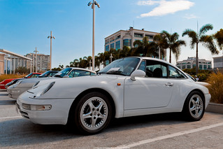 Porsche 911 Targa (993)