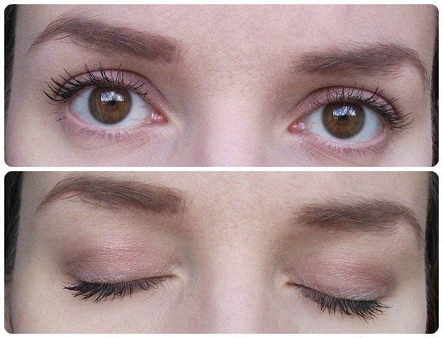 W7 In The Nude Palette Three Ways Look 2