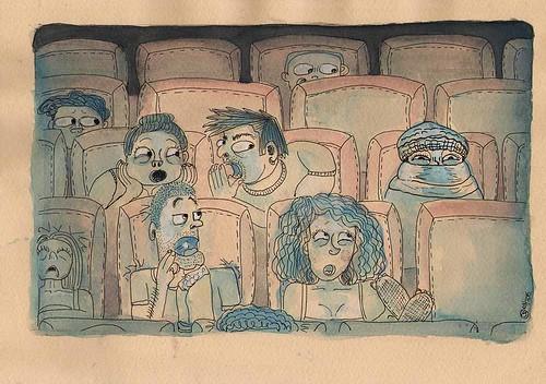 el cine guayaco