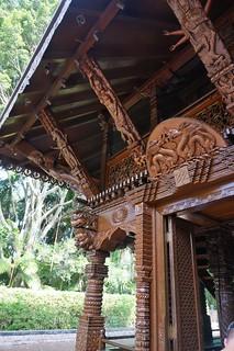 Pagoda in Brisbane