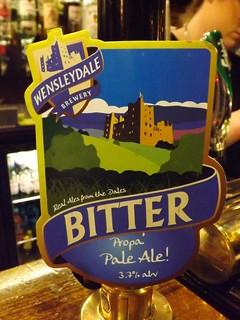 Wensleydale, Bitter, England